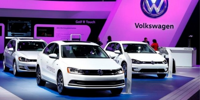 VW's ambitious plans for the production of batteries for electric cars