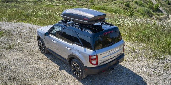 When will the hybrid Ford Bronco Sport appear?