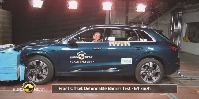 Can the Audi Q4 e-tron hold the punch?