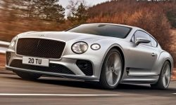 Bentley Continental GT may get a hybrid version