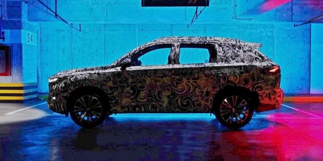 Something went wrong: the new Dodge will be a Chinese crossover