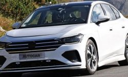 VW is testing a replacement for the Passat