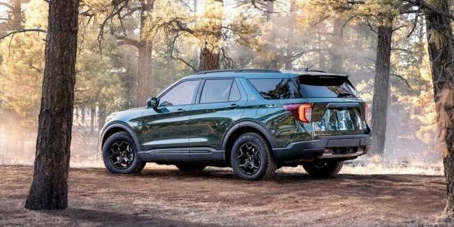 Ford Expedition Timberline is almost ready for debut