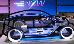 """From """"boxes"""" to electric vehicles: ZF introduced a modular platform"""