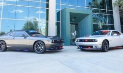 Dodge Challenger turned into a very spectacular patrol car