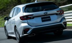 The new Subaru Levorg will become a competitor to the WRX
