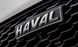 The Haval H6 crossover has a hybrid version of the HEV
