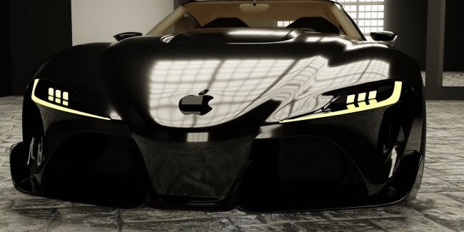 All by itself: Apple will release its first car without anyone's help