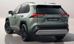 """""""Off-road"""" RAV4 goes to Europe"""