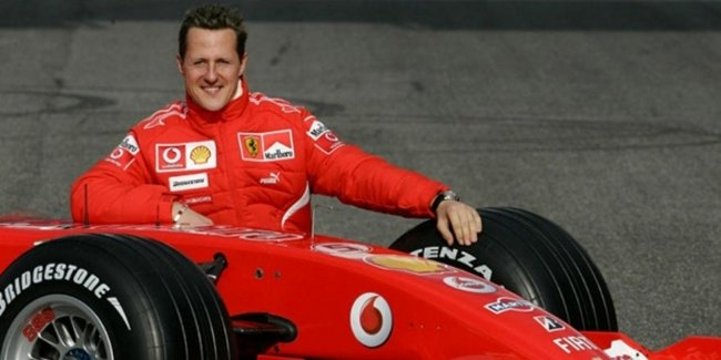 Michael Schumacher's wife told about his health