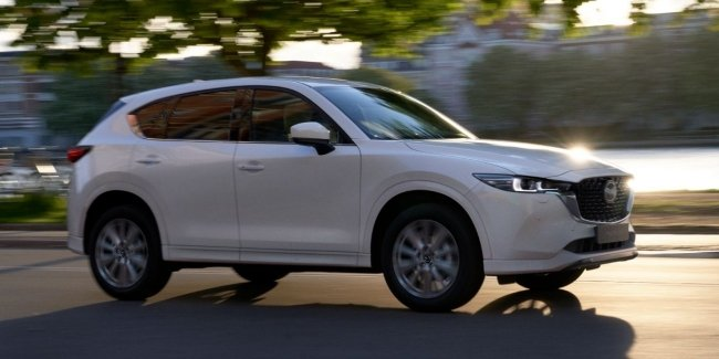 AWD in the database: what will please the updated CX-5