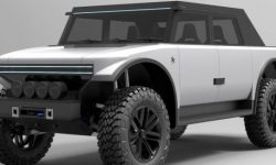 Ford Bronco Raptor 100% and very soon
