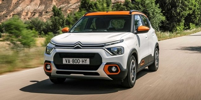 For developing: Citroen has prepared another C3