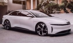 Lucid Air left Tesla. And much more