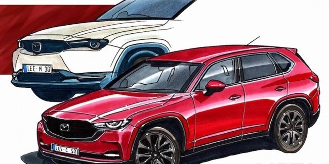 The third generation Mazda CX-5: new details are known