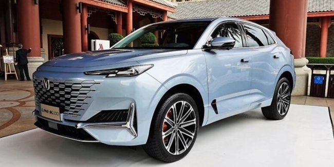 1000 km without refueling: the Changan crossover received a hybrid