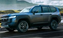Toyota will stop the release of land Cruiser 300
