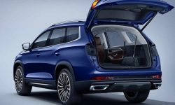 New big crossover from Chery