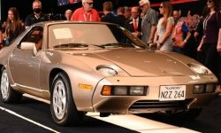 Almost $ 2 million for a 42-year-old car!