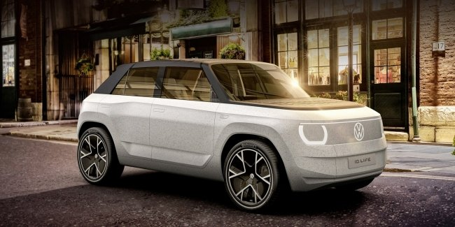 The chief designer of VW revealed the main feature of the new concept ID.LIFE