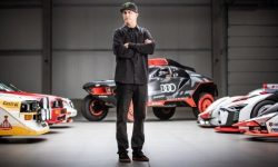 Unexpectedly! Ken Block signed with Audi