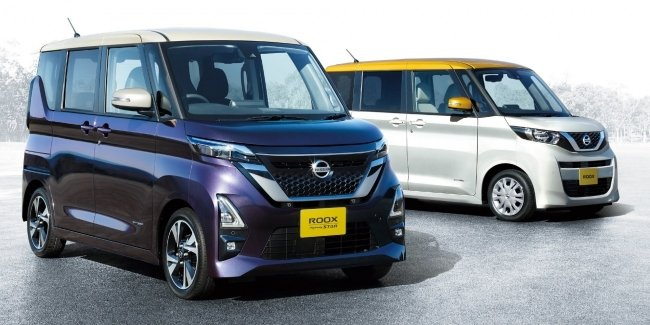 The safety of Nissan Roox, Mitsubishi eK Space and eK Cross Space were evaluated according to the JNCAP methodology