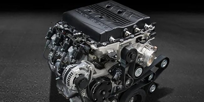 Sadness… GM has removed from production the most powerful engine for cars