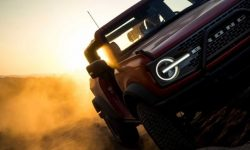 Ford confirmed the release of the Bronco Raptor and showed a teaser