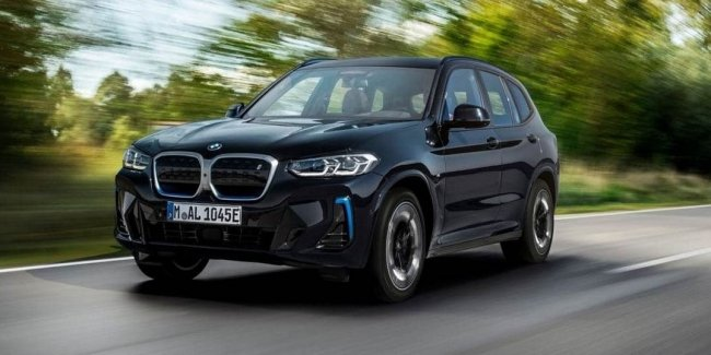 The new BMW iX3 will be able to adjust the temperature of the battery?