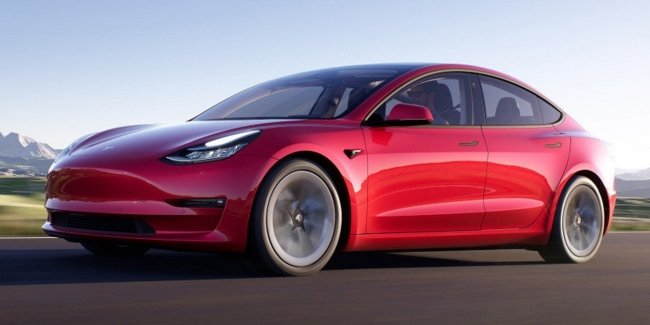 Tesla Model 3 could not cope with Indian roads