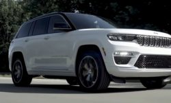 Newer than new: Jeep called the premiere date of the grand Cherokee fifth generation