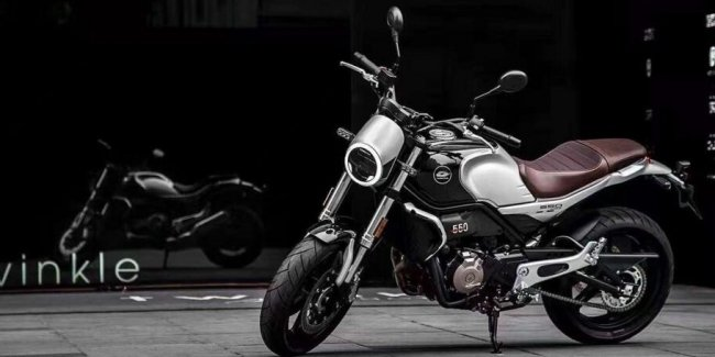 QJ Motor released motorcycles Yi 550 and Flash 300 in retro style