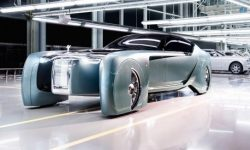 """Rolls–Royce is preparing a """"historic"""" electric car announcement"""