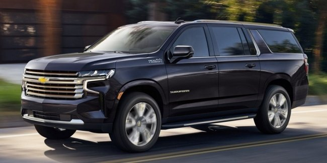 Chevrolet has already managed to update the Tahoe
