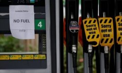 Uk will attract military to fight fuel shortages