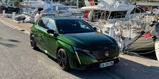New Peugeot 308: Lion with Hamster's Heart