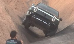 """""""Gates of Hell"""" and Rivian R1T: how did the electric pickup cope? (video)"""