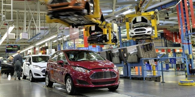 Ford can't produce cars in Germany