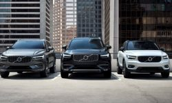 Volvo sales fell by 30.2%