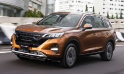 Chinese Dodge will be registered only in Mexico