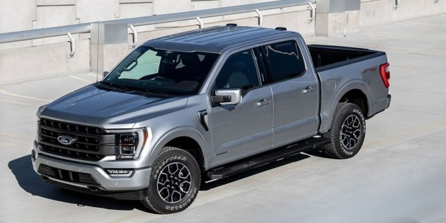 Ford F-Series became the best-selling car in the United States, again