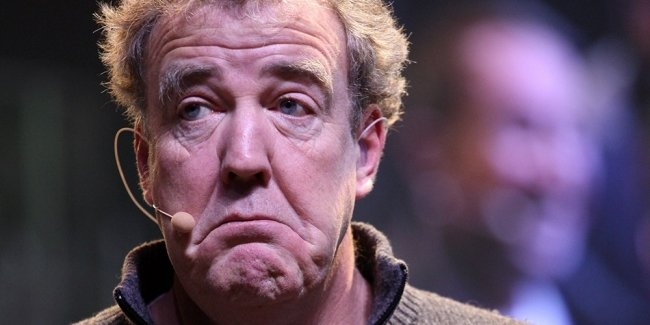 Jeremy Clarkson's car was mutilated by angry eco-activists