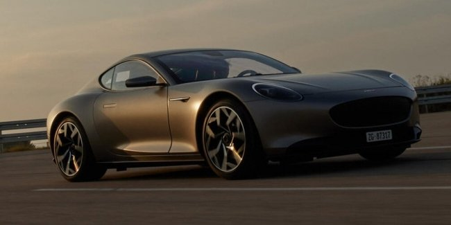 Electric coupe from the son of the former boss of Volkswagen went to the tests