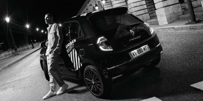 The city will fall asleep, the Renault Twingo wakes up