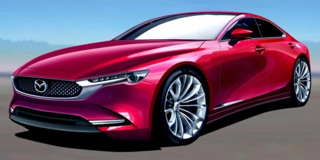 When to expect the new Mazda6