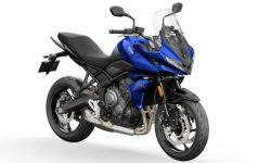 New motorcycle Triumph Tiger Sport 660 2022