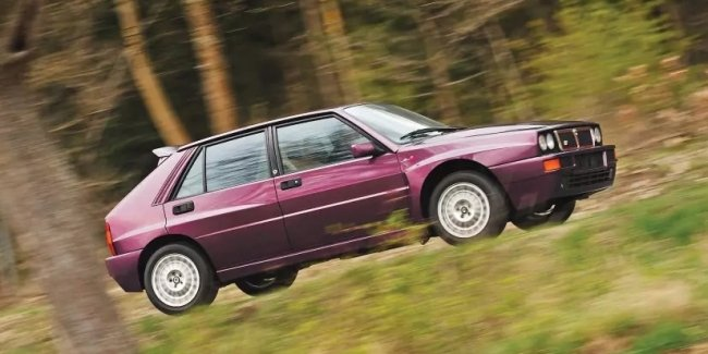 The head of Lancia confirmed the return of the cult Delta
