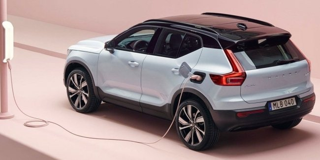 Volvo XC40 Recharge received an increased power reserve