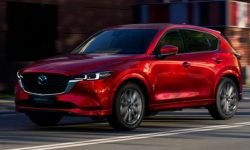 Mazda announced 5 crossovers at once