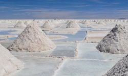 BMW Group invests in new lithium mining technology